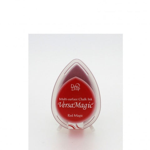 Tsukineko - VersaMagic dew drop pad red magic