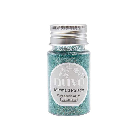 Tonic Studio's - Nuvo Pure Sheen Glitter Mermaid Parade