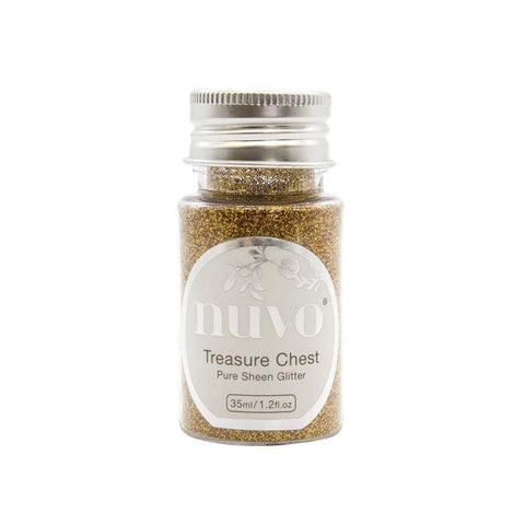 Nuvo - Pure Sheen Glitter - Treasure Chest