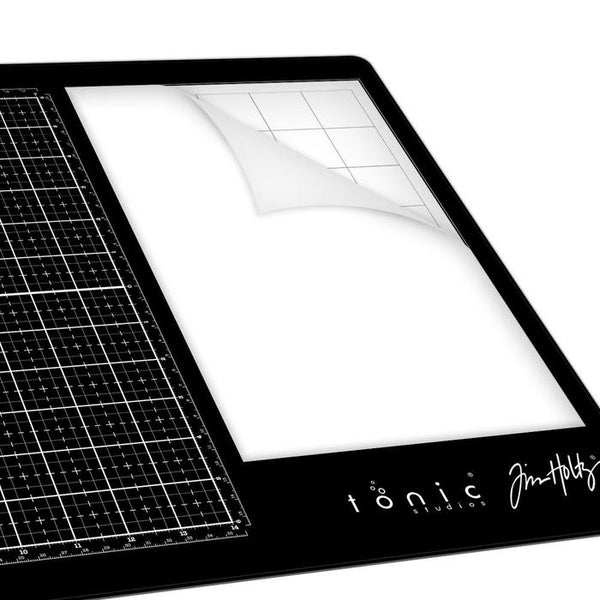Tonic Studio's - Tim Holtz® Tools by Tonic Studios Replace Non-Stick Mat for the Glass Media Mat
