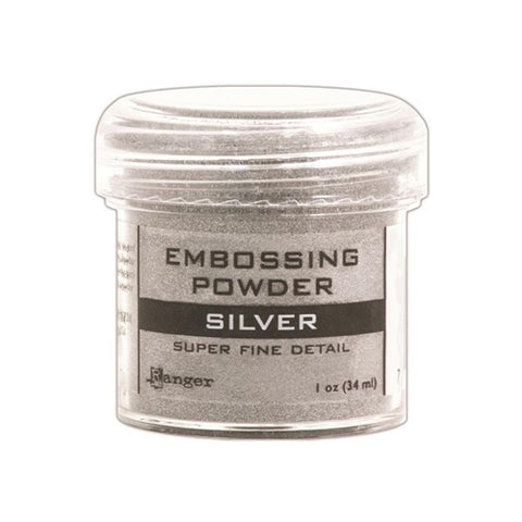 Embossing Powder Ultra Fine Silver