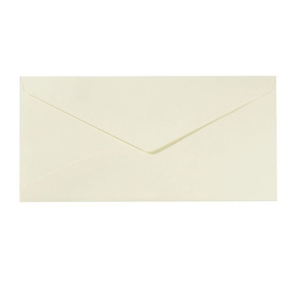 Cloud9 Crafts - Slimline Envelopes Ivory 11,5x22,5cm - 25pcs