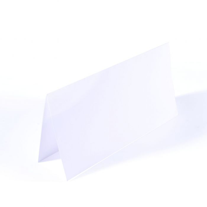 Veassen Creative - Double folded Slimline Base Cards White (25pcs)
