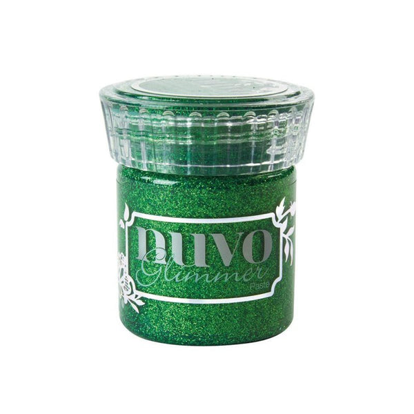Tonic Studio's - Nuvo Glimmer Paste Emerald Green