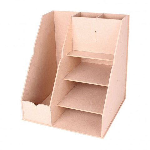 Cloud9 Crafts - MDF desk organiser magazine