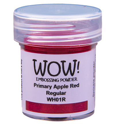 Wow! - Embossing Powder Primary Apple Red