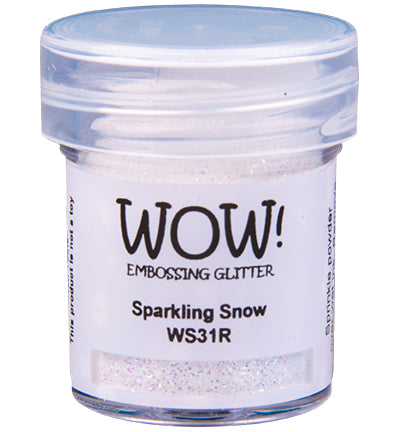 Wow! - Embossing Glitters Sparkling Snow