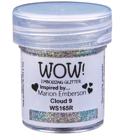 Wow! - Embossing Glitters Cloud 9
