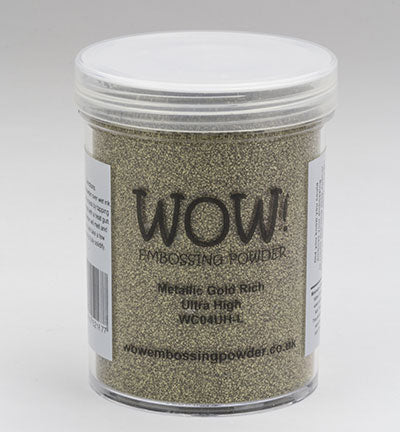 WOW! - Embossing Powder Gold Rich - 160ml