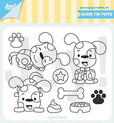 Jocelijne Design - Borre the Puppy