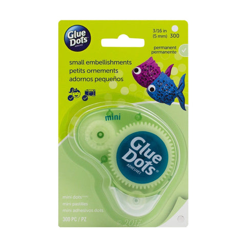 Glue Dots - Mini dots dot n go 5mm