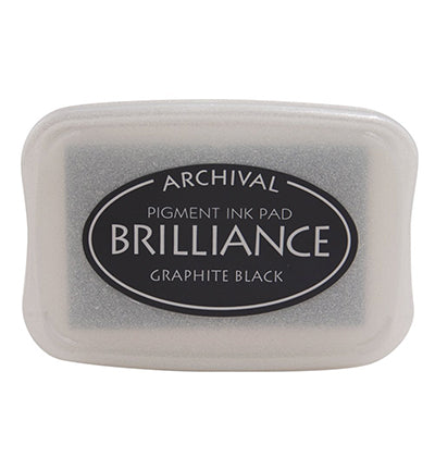 Tsukineko - Brilliance Graphite Black