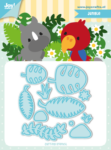 Jocelijne Design - Tumble Friends Jungle