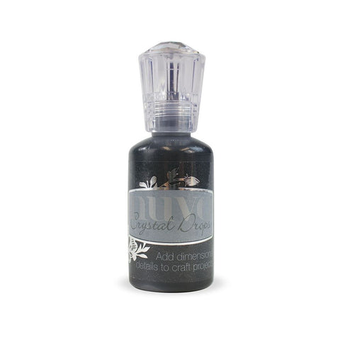 Tonic Studio's - Nuvo Crystal Drops Ebony Black