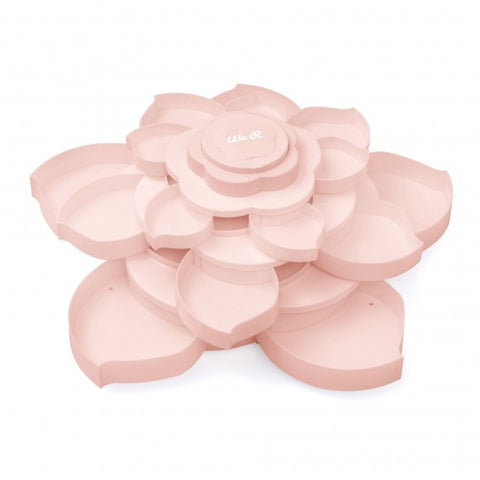 We R Memory Keepers embellishment storage bloom pink