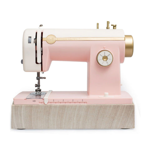 We R Memory Keepers sewing machine pink