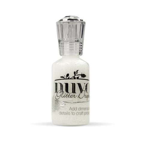 Tonic Studio's - Nuvo Crystal Drops White Blizzard