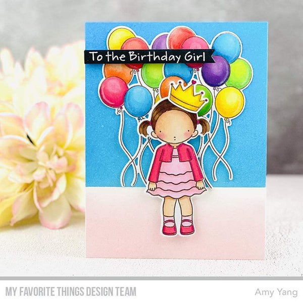 My Favorite Things - PI Birthday Girl