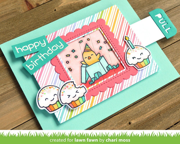 Lawn Fawn - Birthday Before 'n Afters