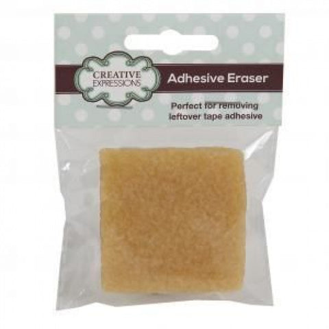 Creative Expressions - Adhesive eraser 5x5cm