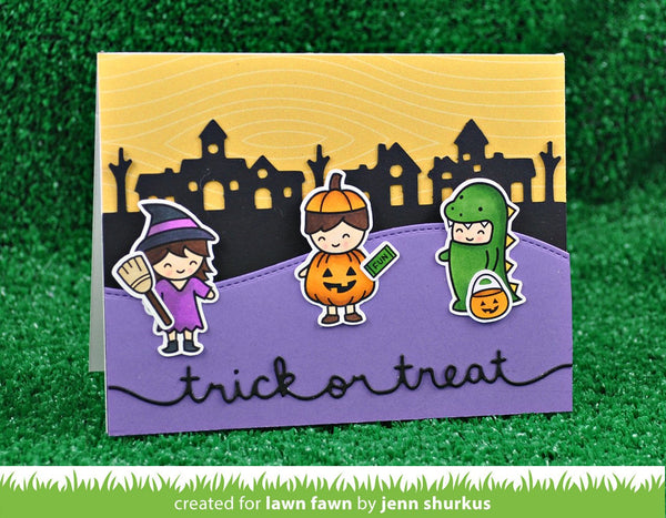 Lawn Fawn - costume party