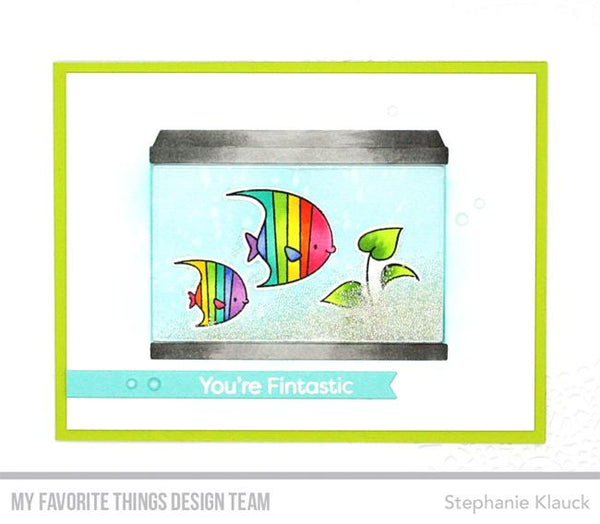 My Favorite Things - Clear Stamps BB Gill Friends