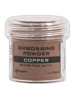 Embossing Powder Super Fine Copper