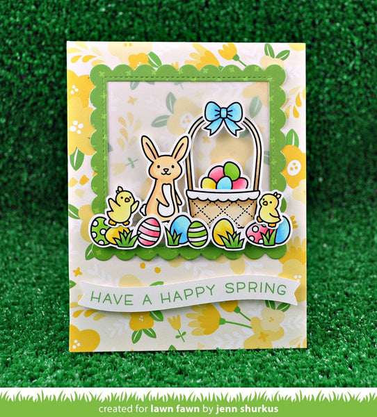 Lawn Fawn - Spring Fling Petite Paper Pack