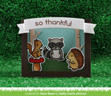 Lawn Fawn - shadow box card