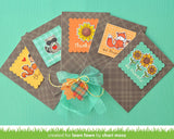 Lawn Fawn - fall tiny tags