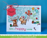 Lawn Fawn - winter tiny tags