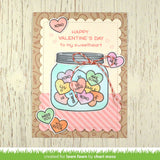 Lawn Fawn - How You Bean? Conversation Heart Add-On