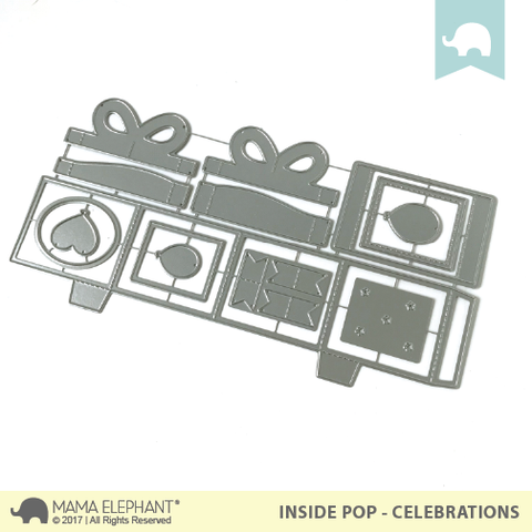 Mama Elephant - Inside Pop - Celebrations - Creative Cuts