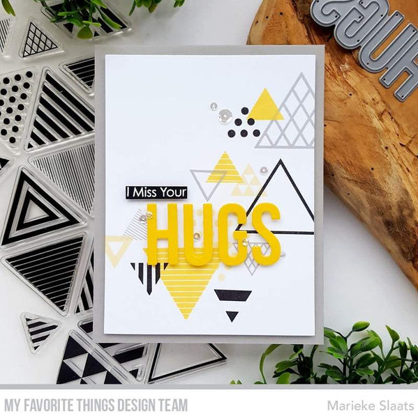 My Favorite Things - Lots of Hugs Clear Stamps