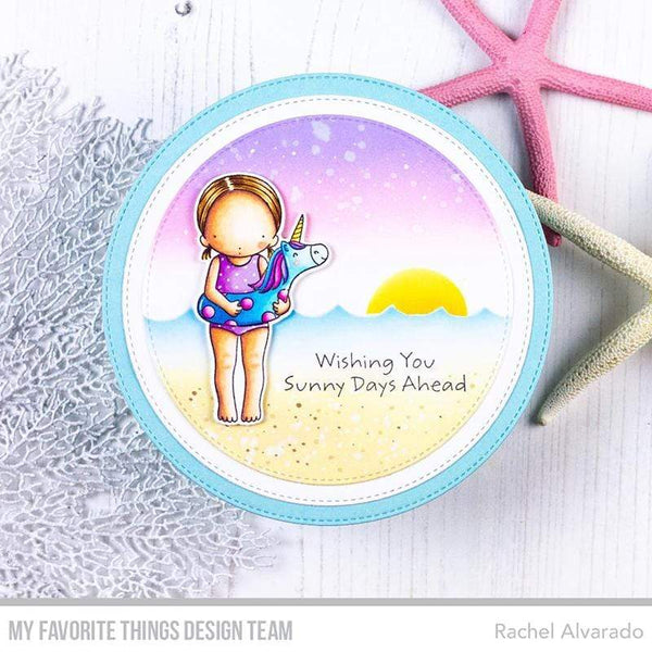 My Favorite Things - Sunny Days Ahead Clear Stamps