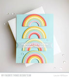 My Favorite Things - Rainbow Greetings