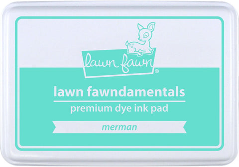 Lawn Fawn - merman ink pad