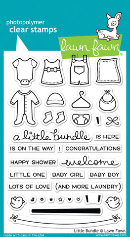 Lawn Fawn - Little Bundle