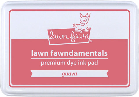 Lawn Fawn - guava ink pad