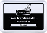 Lawn Fawn - jet black ink pad