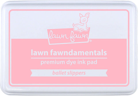 Lawn Fawn - Ballet Slippers Ink Pad