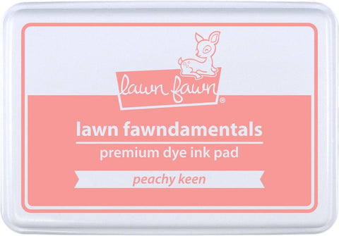 Lawn Fawn - peachy keen ink pad