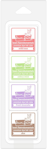 Lawn Fawn - Cube Pack Tea Party
