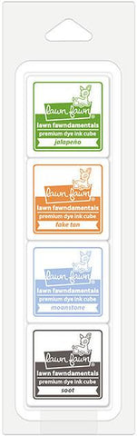 Lawn Fawn - Cube Pack Pumpkin Patch