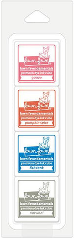 Lawn Fawn - Front Porch Ink Cube Pack