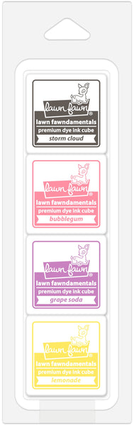 Lawn Fawn - County Fair Ink Cube Pack