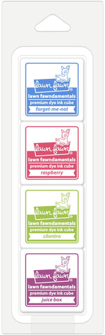 Lawn Fawn - Farmer's Market Ink Cube Pack