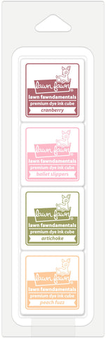 Lawn Fawn - Sunday Brunch Ink Cube Pack