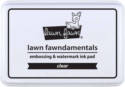Lawn Fawn - embossing ink pad