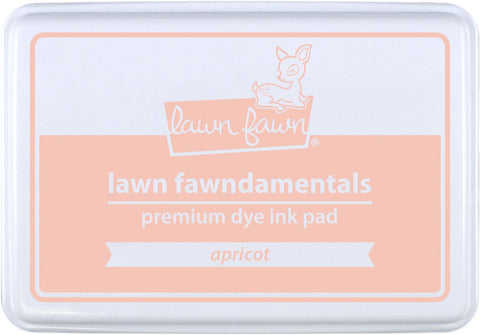 Lawn Fawn - Apricot Ink Pad